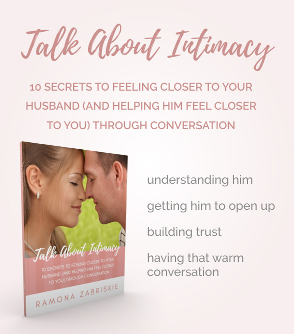 Talk About Intimacy Ebook from Ramona Zabriskie