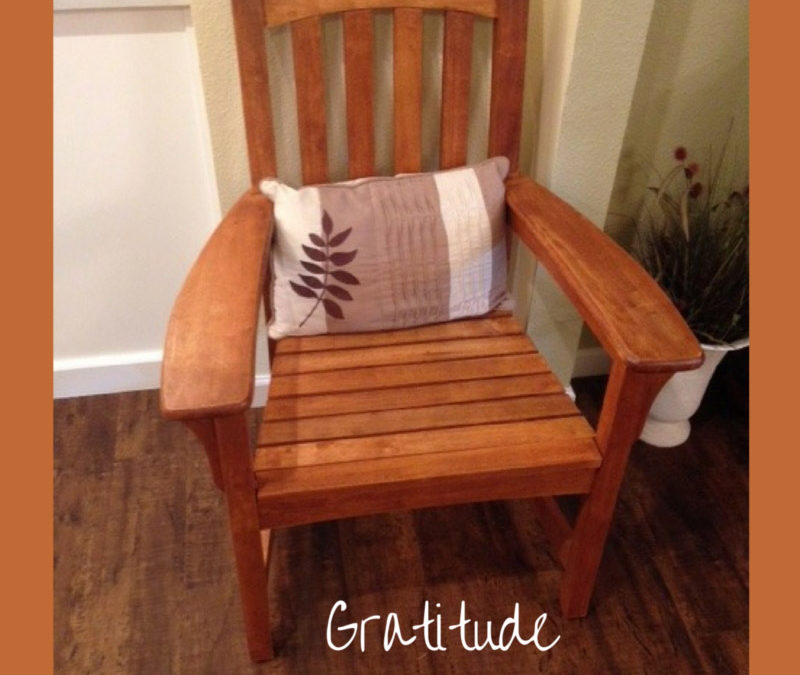 Gratitude: Delighting Your Heart