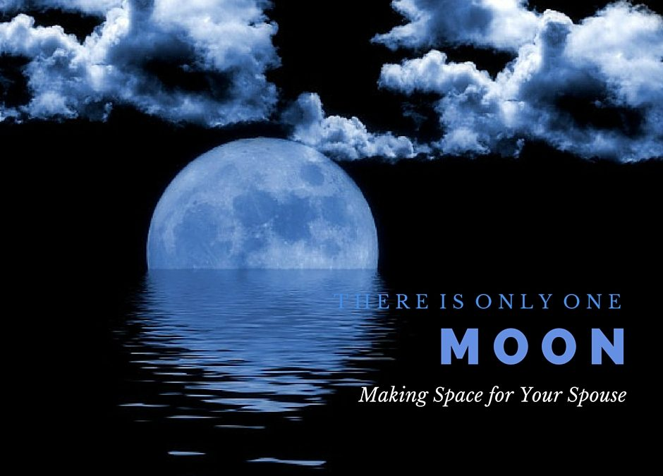 is there only one moon