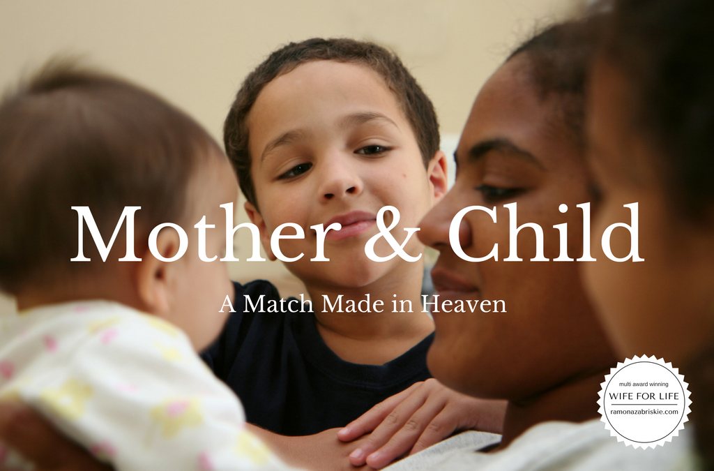 Mother and Child: a Match Made in Heaven